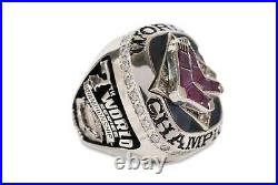 2007 Boston Red Sox World Series Championship Players' Style Ring With Box