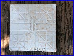 2012 Redsox 100th Anniversary And Jackie Robinson Day Game Used Base