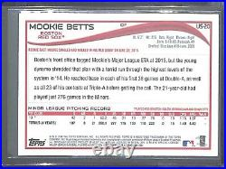 2014 Topps Update Chrome Rookie #US-20 Mookie Betts