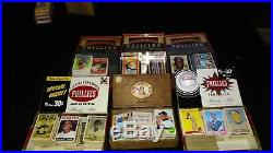 Awesome Cigar Box Find 1954 Topps #1 Ted Williams Nmt/mt Centered Tough Card
