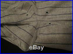 Babe Ruth Boston Redsox Nwt 1918 Vintage Gray 100% Wool Jersey Mitchell & Ness