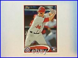 Baseball Card Lot (2010-2020)
