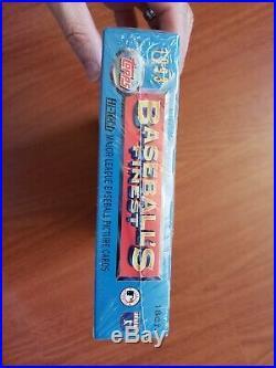 Brand New 1993 Topps Finest Baseball box unopened sealed