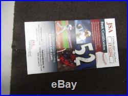 David Ortiz Signed Auto Autograph Game Model X Baseball Bat Jsa Coa Bt123