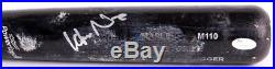 JSA Hideo Nomo Auto Signed Autographed Baseball Bat LA Dodgers Boston Red Sox