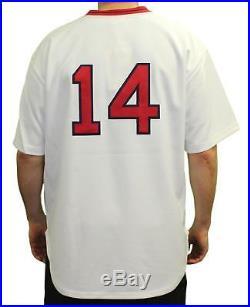 Jim Rice Boston Red Sox Mitchell & Ness MLB Authentic 1975 Jersey 2XL/52