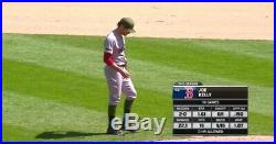 Joe Kelly May 29, 2017 Boston Red Sox MLB Memorial Day Game Worn Jersey