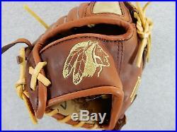 NWOT Nokona 12 Infield Baseball Glove NOK1200 Boston Red Sox