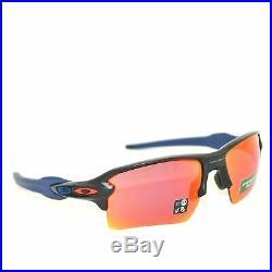 OO9188-A2 Mens Oakley FLAK 2.0 XL Boston Red Sox Sunglasses